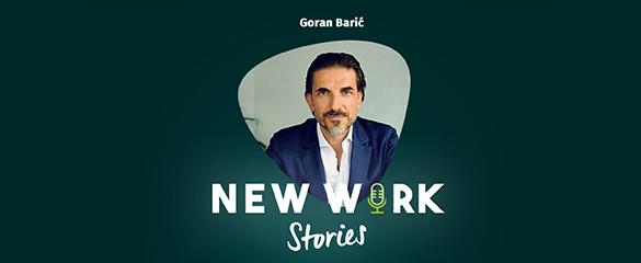 Xing New Work Stories, Goran Baric