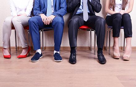 Unser Rekrutierungsprozess in sechs Schritten